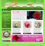 Client's   store - Flowers